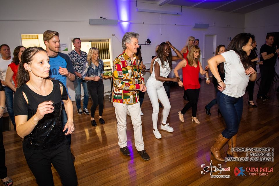 Salsa Dance Dee Why
