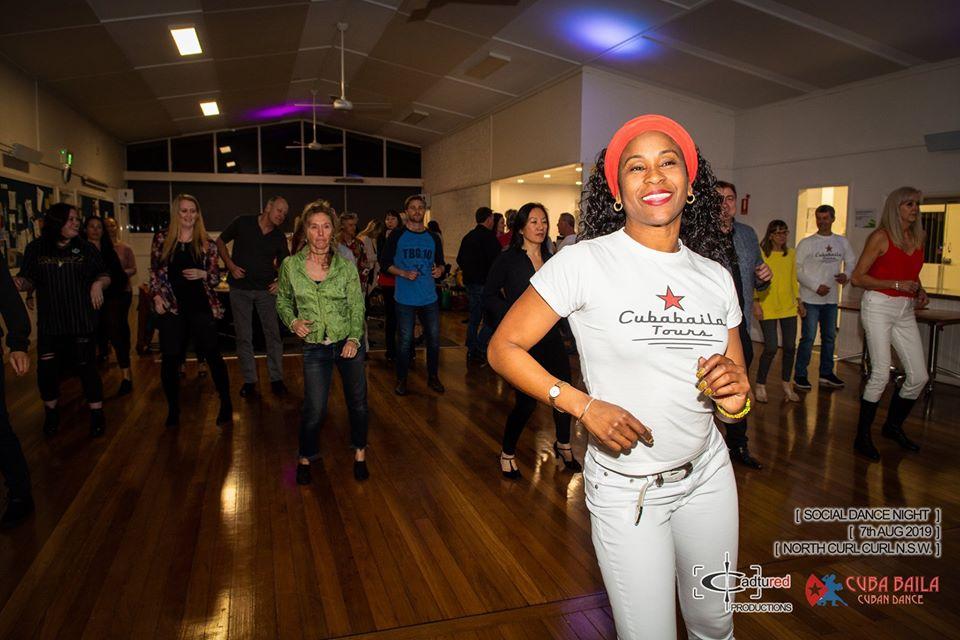 Salsa Dance Sydney