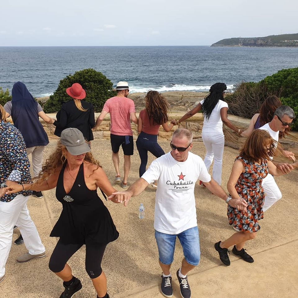 Salsa dance Freshwater